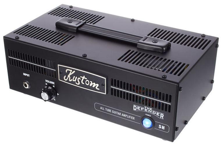 Усилитель головы Kustom Defender 5H усилитель мощности 850 2000 вт 4 ом behringer europower ep4000