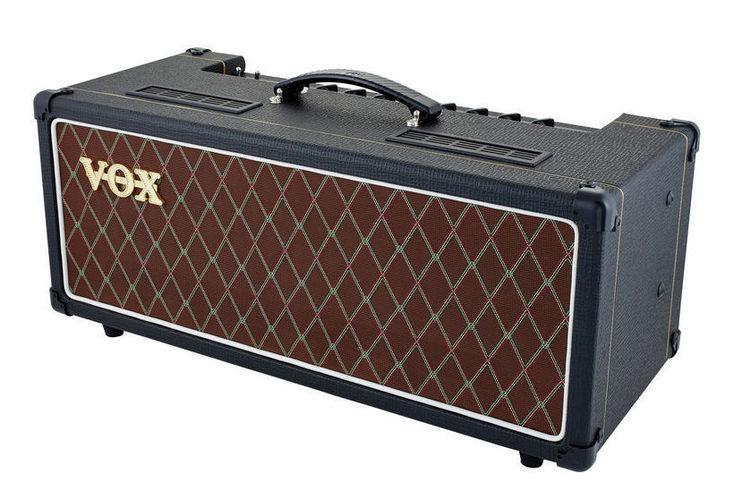 Усилитель головы VOX AC15H акустика центрального канала sonus faber homage vox wood