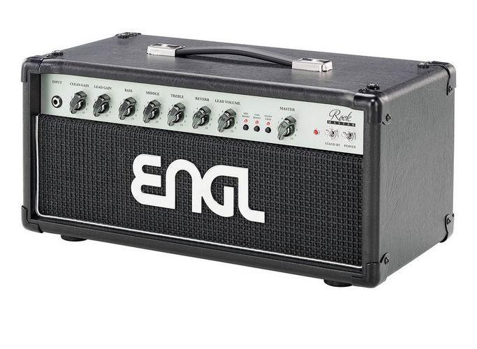 Усилитель головы ENGL RockMaster 40 Head гитарный усилитель engl e762 retro tube 50
