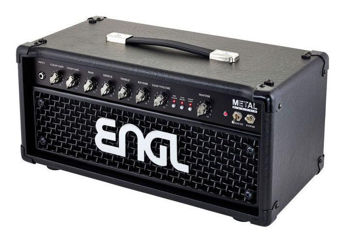 Усилитель головы ENGL MetalMaster 40 Head усилитель мощности 850 2000 вт 4 ом behringer europower ep4000