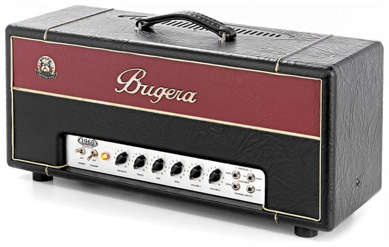 Усилитель головы BUGERA 1960 Infinium гитарный усилитель bugera 6262 infinium