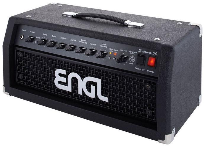 Усилитель головы ENGL Screamer 50 E335 гитарный усилитель engl e762 retro tube 50
