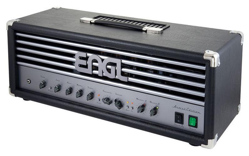 Усилитель головы ENGL E651 Artist Edition усилитель мощности 850 2000 вт 4 ом behringer europower ep4000