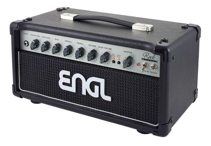 Усилитель головы ENGL RockMaster Head EN307 гитарный усилитель engl e762 retro tube 50