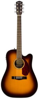 Дредноут Fender CD-140SCE SB fender cc 140sce sb