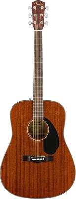 Дредноут Fender CD-60S All Mah fender cc 60s sb