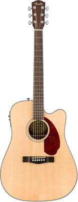 Дредноут Fender CD-140SCE Nat fender cd 60s nat