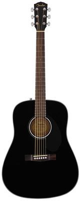 Дредноут Fender CD-60S Blk fender cc 60s sb
