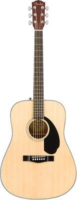 Дредноут Fender CD-60S Nat fender cd 60s nat