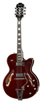 Полуакустическая гитара Epiphone Emperor Swingster WR полуакустическая гитара gretsch brian setzer g6120 sslvo