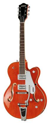 Полуакустическая гитара Gretsch G5420T-TVORG-FSRTM TVJ w/Case полуакустическая гитара gretsch brian setzer g6120 sslvo