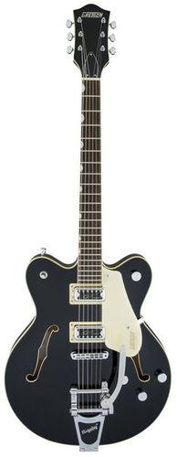 Электрогитара иных форм Gretsch G5622T-CB Electromatic Black полуакустическая гитара gretsch brian setzer g6120 sslvo