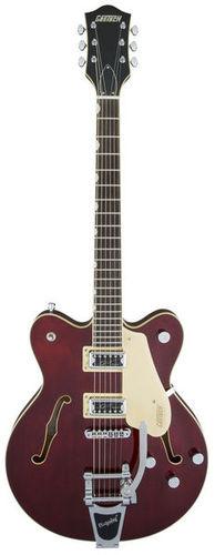 Электрогитара иных форм Gretsch G5622T-CB Electromatic Walnut полуакустическая гитара gretsch brian setzer g6120 sslvo