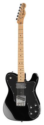 Телекастер Fender 72 Telecaster Custom MN BK телекастер fender 72 telecaster custom mn bk
