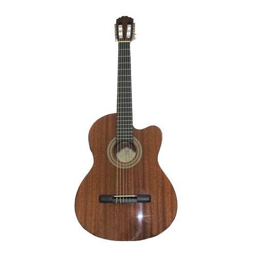 Классическая гитара 4/4 SAMICK CN1CE/N гитара классическая 3 4 в москве