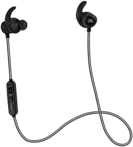 JBL Reflect Mini BT Black наушники jbl synchros reflect bt black