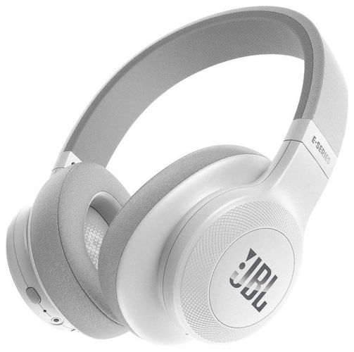 JBL E55 BT White спортивные наушники bluetooth jbl ua hr white uajblhrmw