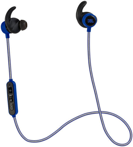 JBL Reflect Mini BT Blue гарнитура jbl synchros reflect bt sport black