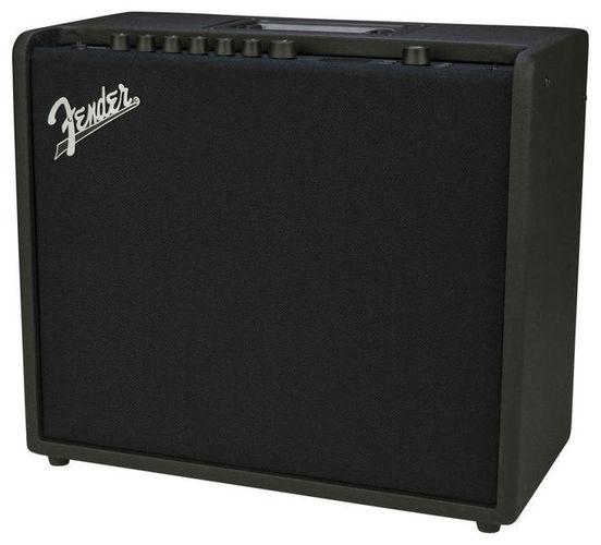 Комбо для гитары Fender Mustang GT 100 комбо для гитары fender mustang gt 200