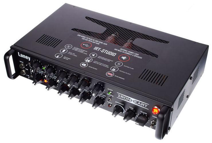 Усилитель головы Laney IRT-Studio гитарный усилитель bugera 6262 infinium