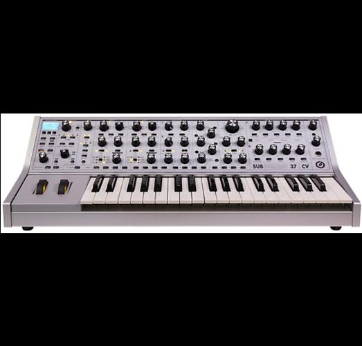 Синтезатор Moog Subsequent 37 CV синтезатор moog werkstatt
