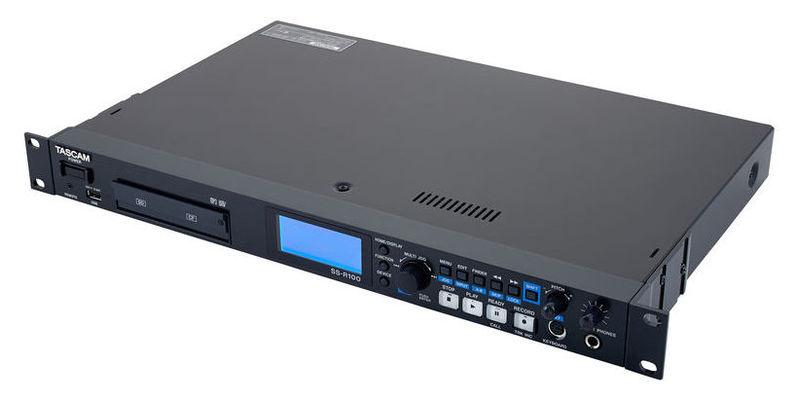 Рекордер Tascam SS-R100 tascam tc 8