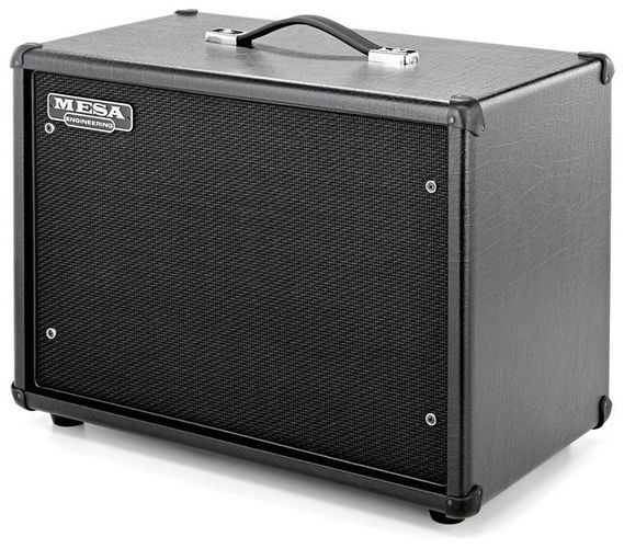 Mesa Boogie 1x12 WideBody Closed Back mesa boogie clearlink™ send output buffer balanced line driver