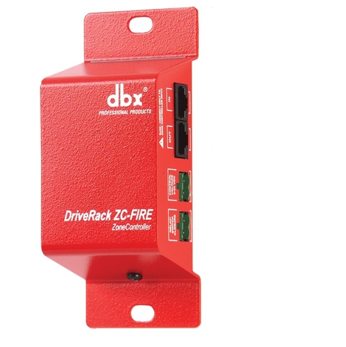 Контроллер акустических систем Dbx ZC-FIRE контроллер серверный