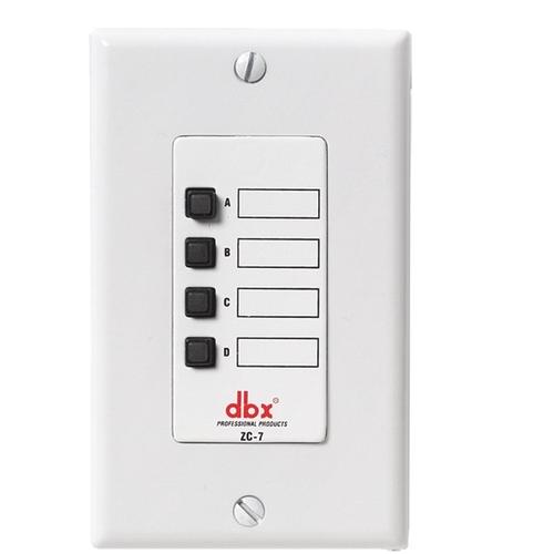 Контроллер акустических систем Dbx ZC7 dbx 160ad
