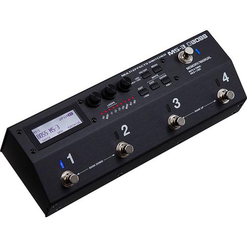 Контроллер, фут-свитч Boss MS-3 цены онлайн