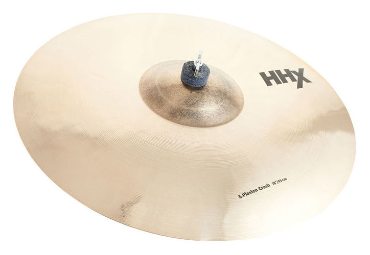 Тарелка крэш Sabian 18`` HHX X-PLOSION CRASH тарелка крэш zultan 14 q crash