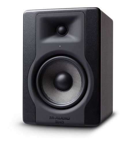Активный студийный монитор M-Audio BX5 D3 монитор aoc 21 5 g2260vwq6 g2260vwq6