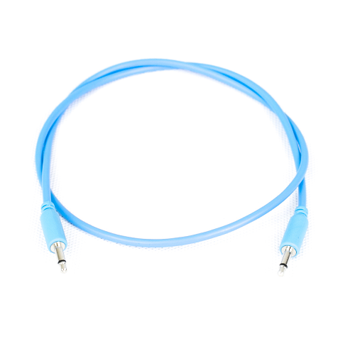 Патчкабель SZ-AUDIO Cable 60 cm Blue кабель 3 5 мм jack hama audio extension cable 122323
