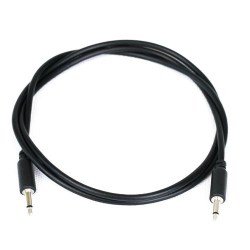 Патчкабель SZ-AUDIO Cable 60 cm Black патчкабель sz audio cable 30 cm white