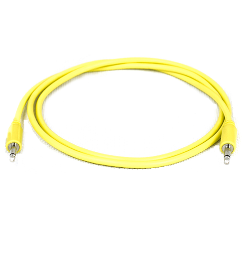 Патчкабель SZ-AUDIO Cable 90 cm Yellow кабель 3 5 мм jack hama audio extension cable 122323