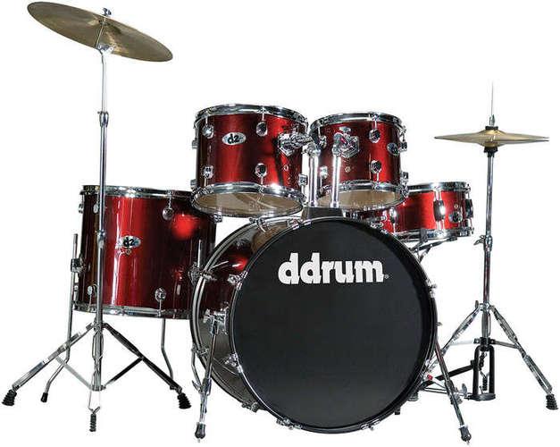Акустическая ударная установка DDrum D2 BR акустическая ударная установка pearl exx 725 c31