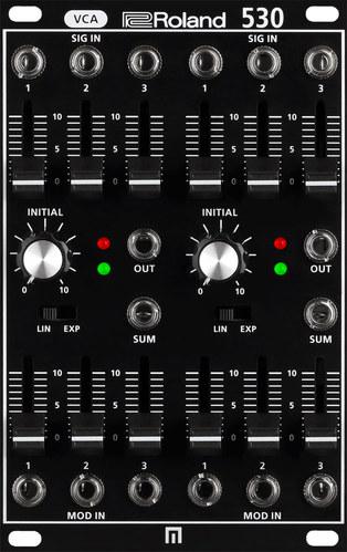 все цены на Модульный синтезатор Roland SYSTEM-500 530 онлайн