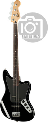 4-струнная бас-гитара Fender STD Jaguar Bass PF BLK ручная пила truper std 22 18169