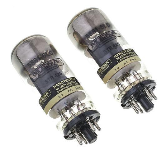 Mesa Boogie Tube 6L6 5881 STR425 engl tube 6l6 gc str rt21x gr22 24