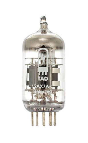TAD RT001 Tube ECC83; 12AX7A-C/ tad rt212 tube 6l6gc str duett
