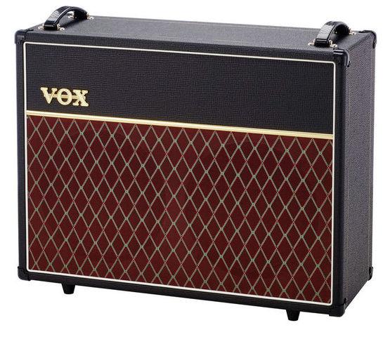 VOX V212C гитарный комбоусилитель vox av30