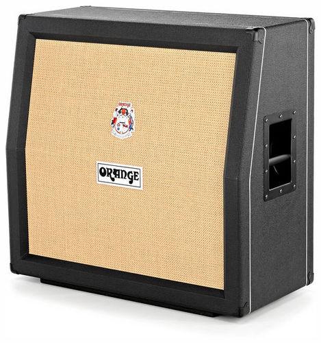 Orange PPC412 Slope Black гитарный кабинет orange ppc112