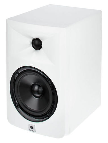 Активный студийный монитор JBL LSR 305 White Limited Edition jbl synchros e40bt white page 5