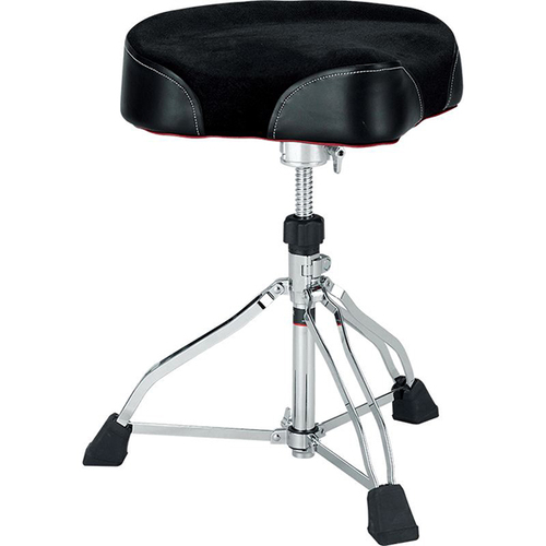 Стул для ударных инструментов TAMA HT530BC WIDE RIDER DRUM THRONE (CLOTH TOP) стул для ударных инструментов tama ht741 drum throne