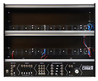 Звуковой модуль Dreadbox Case 168 внешний звуковой модуль егерь авзм без кабеля