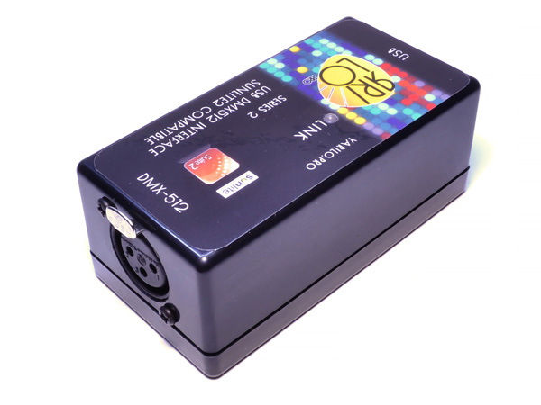 Контроллер DMX ЯRILO SUNLITE2