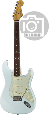 Стратокастер Fender 60s Classic Player Strat PF SB fender cc 60s sb