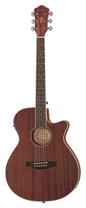 Ibanez AEG8EMH-OPN дредноут ibanez aw54 opn