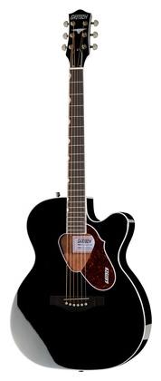 Gretsch G5013 CE Rancher Junior BK полуакустическая гитара gretsch brian setzer g6120 sslvo