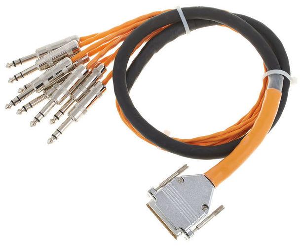 Avid DB25 - TRS Digisnake 4 кабель 25 мм в ростове купить